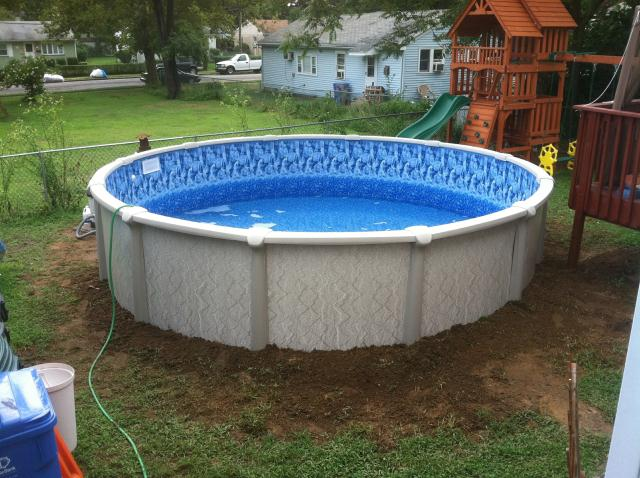 Above Ground Pool S